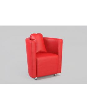 """Кресло клиента """"Red Rose"""" маникюрное"""