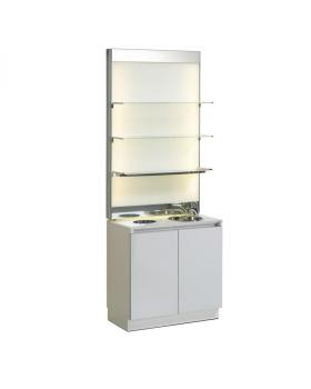 """Лаборатория парикмахерская """"Retro Light with basin"""""""