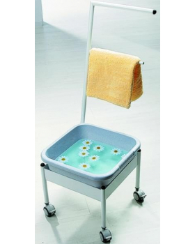 """Мобильная ванночка для ног """"Ionto Blue"""""""