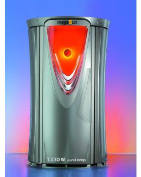 """Вертикальный солярий megaSun """"T 200 W pureEnergy"""""""