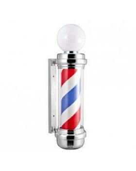 """Вывеска Barber Pole """"501"""""""